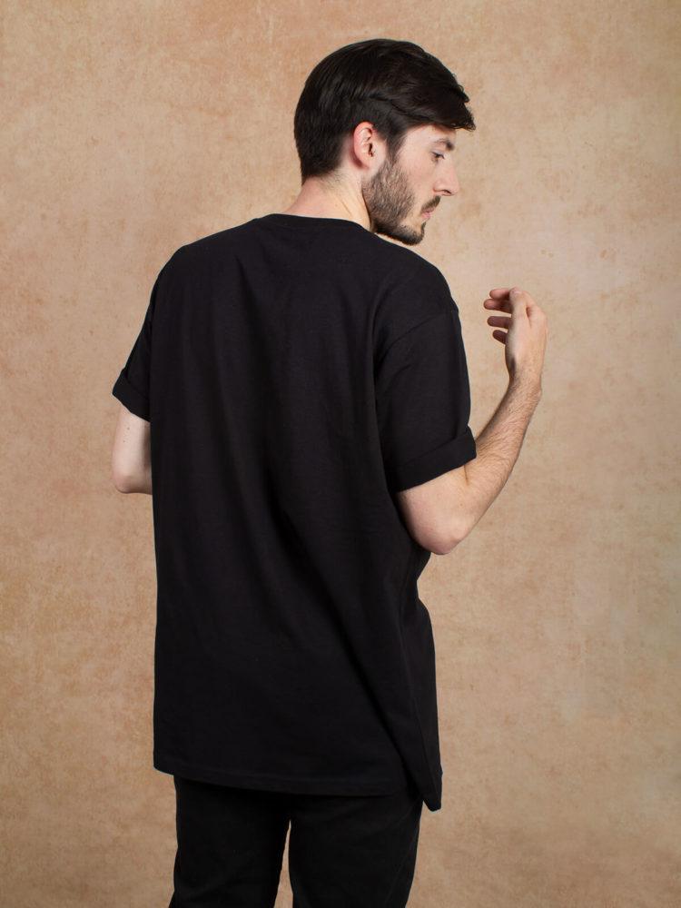 Camiseta estampada SANTULAN
